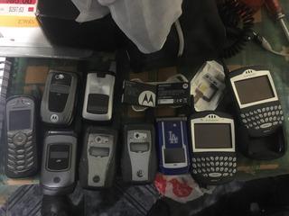 Celulares Nextel I580 I865 I776 Blackberry