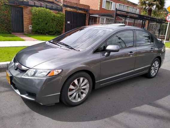 Honda Civic Ex Automatico Sunroof