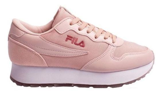 Zapatillas Fila Euro Jogger Mujer Pks/pkd