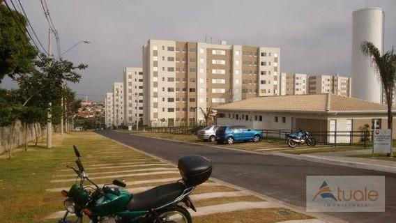 Apartamento Com 2 Dormitórios À Venda, 45 M² - Jardim Santa Clara - Sumaré/sp - Ap6585