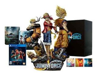 Juego Ps4 Jump Force Edicion Coleccionista