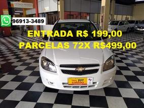 Chevrolet Celta Ls Branca 2013/2014 Flex Mec