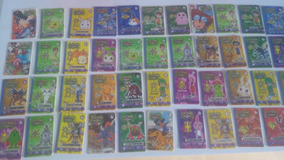 Tazo Digimon Elma Chips - Lote 75 Tazos