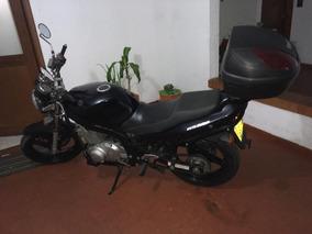 Suzuki Gs500 Negra