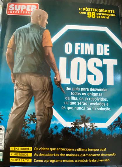 Revista Superinteressante O Fim De Lost.
