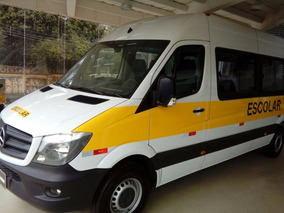 Sprinter 415 Escolar Extra Longa - 0km - Van Oslam
