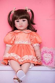 Perseguir Al Bebe Hermoso Cuerpo Suave Real Looking Princess