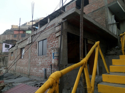 Vendo Casa En Caja De Agua Tiene Titulo San Juan De Luriganc