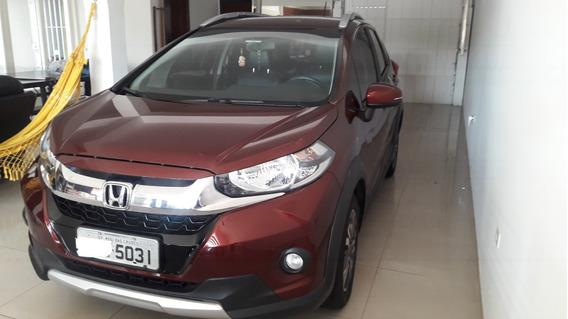 Honda Wr-v Exl 2018 Único Dono. Bcos De Couro
