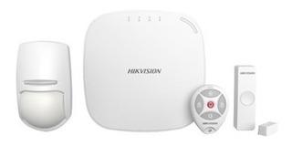 Kit Alarma Hikvision Inalambrica Ds-pwa32-ks Wifi 3g/4g