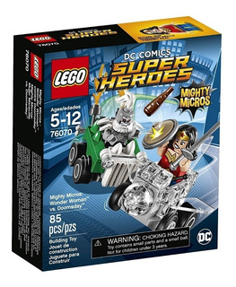 Lego Dc (76070) Doomsday And Wonder Woman