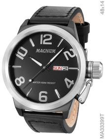 Relógio Magnum Masculino Analógico Ma33399t Magnum