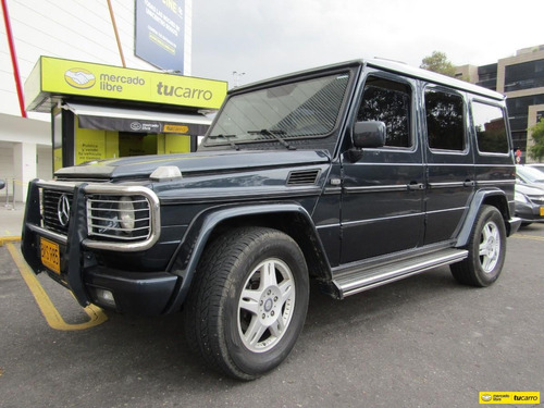 Mercedes Benz Clase G 500 At 4900