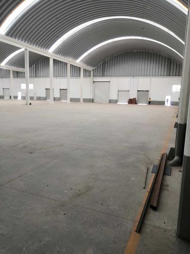 Imagen 1 de 6 de Nave Industrial En Renta Pachuca Hgo