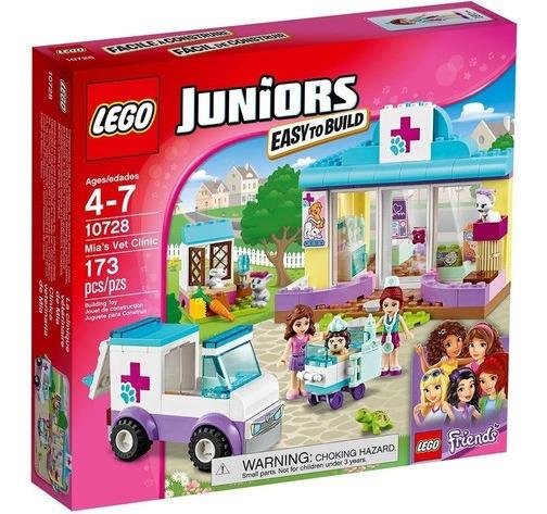 Lego Friends - Clinica Veterinaria De Mia
