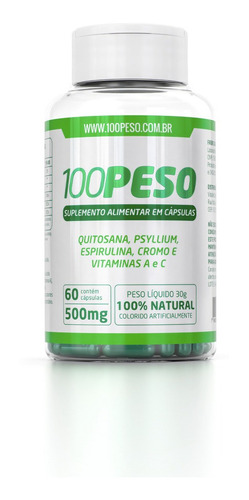 100peso - Tratamento 30 Dias