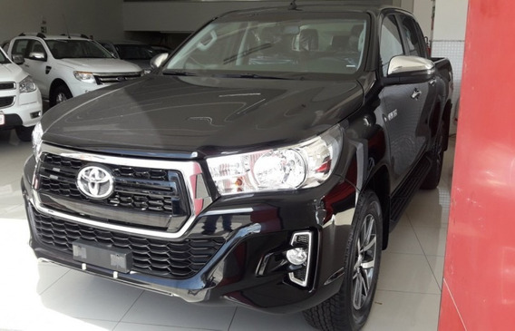 Hilux Srx ( Diesel ) 2019 0km - Racing Multimarcas