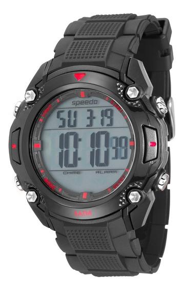 Relógio Speedo Masculinio Sport Digital Alarme 81113g0evnp2