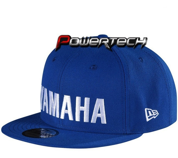 Gorra Yamaha Oficial Troy Lee Designs Snapback Original Usa