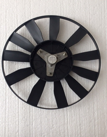 Helice Do Ventilador Radiador Vw Polo Golf 357119113a