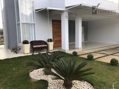 Casa Residencial À Venda, Condomínio Picollo Villaggio, Louveira. - Ca3060