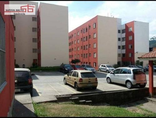 Imagem 1 de 16 de Apartamento Com 2 Dormitórios À Venda, 45 M² Por R$ 180.000,00 - Taipas - São Paulo/sp - Ap3309