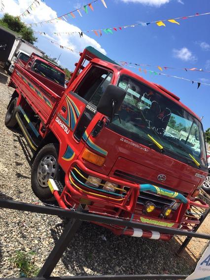 Super Ofertas D Camiones Daihatsu Delta Cama Larga 2001