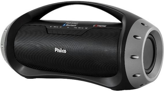 Caixa De Som Philco Pbs40bt Extreme 40w Rms Bivolt