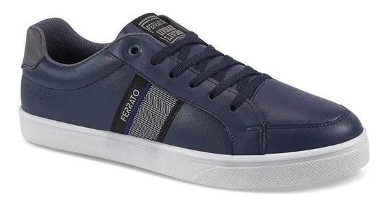 Tenis De Sneaker Azul Marino 2721941 E-20