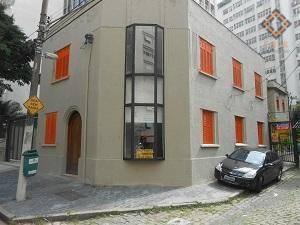 Casa Comercial Rua Piaui Com 186 M², Piso Inferior Com 2 Salas Uma Com Vitrine Piso Superior 3 Salas, Uma Ampla Com Vitrinie, 2 Banheiros. - Ca2551