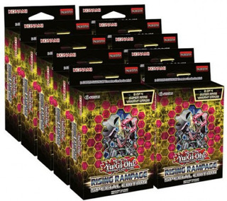 Yugioh Rising Rampage Special Edition Display 10 Ingles