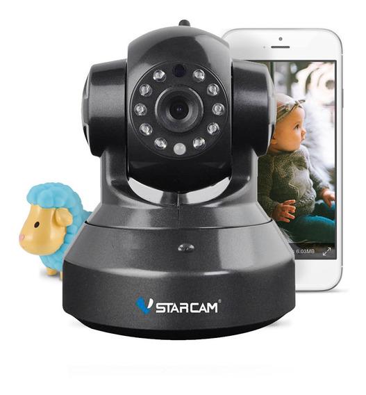 Baby Call Monitor Infantil Camara Bebe Seguridad Ip Wifi Inalambrica Motorizada Celular Vstarcam + Cuotas