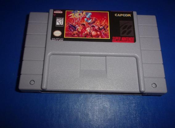 Final Fight 3 Super Nintendo (paralelo Novo)