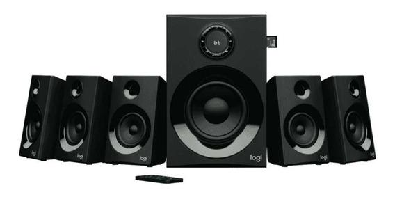 Logitech Parlante Z607 5.1 Bluetooth Sistema Sonido Sorround
