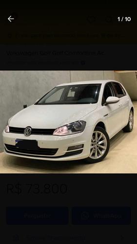 Imagem 1 de 4 de Volkswagen Golf 2014 1.4 Tsi Comfortline 5p Manual