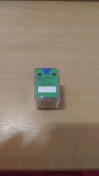 Relé Industrial 5a 250vac 30vdc Rel-ir/ldp-110dc/4x21au 10pç