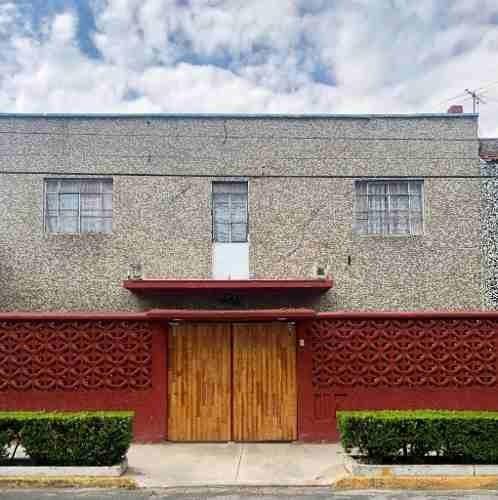 Rcv - 1953. Casa En Renta Colonia Industrial En Gustavo A. Madero