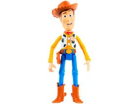 Figura Com Sons - 30 Cm - Disney - Pixar - Toy Story 4 - Woo
