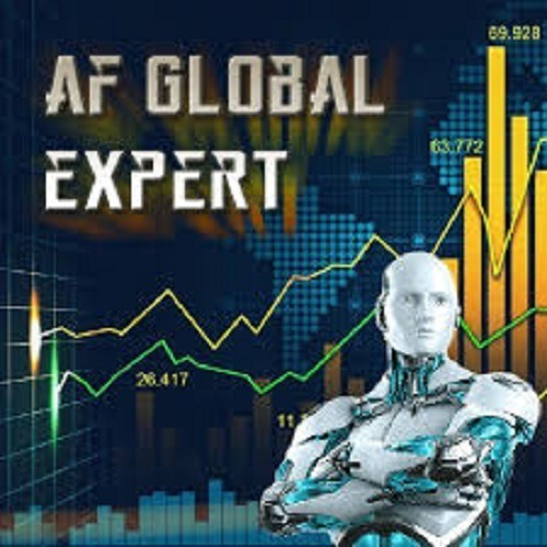 Robot Bot Trading Forex Automatico Af Global Expert Unlimite