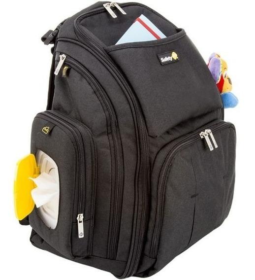 Mochila Maternidade Com 17 Compartimentos Safety Back Pack