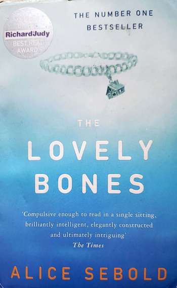 Livro The Lovely Bones De Alice Sebold Editora Picador B1753