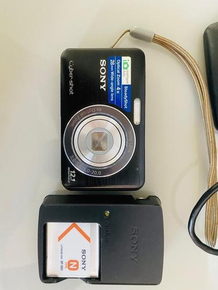 Câmera Digital Sony Dsc W310 Cyber-shot
