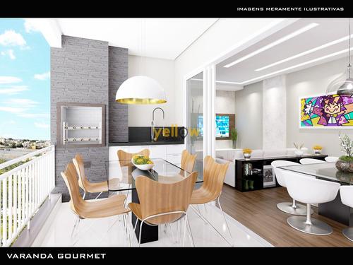 Apartamento - Chácara São José - Ap-2777