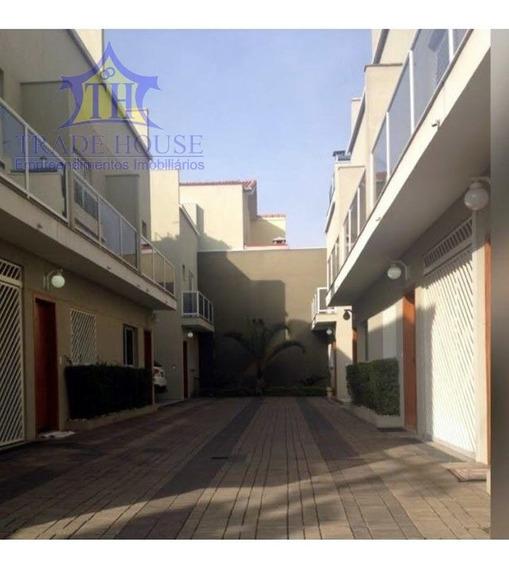 Casa De Condominio Em Vila Moinho Velho - São Paulo - 28564