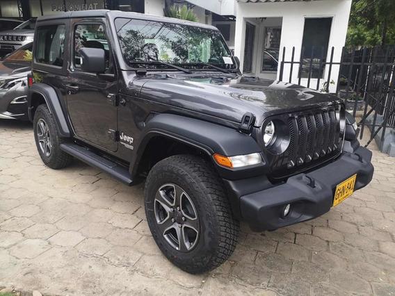 Jeep Wrangler Jl 2019
