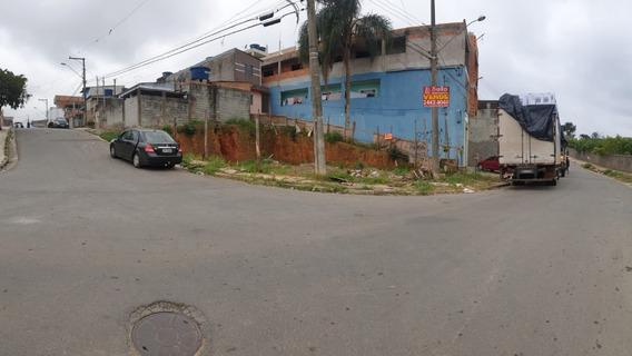 Ótimo Terreno De Esquina Com 150m² - Cidade Soberana