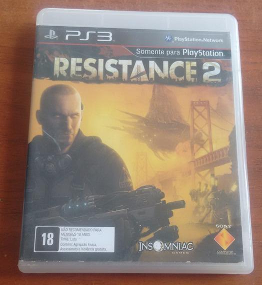 Resistance 2 Ps3 Usado Otimo Estado