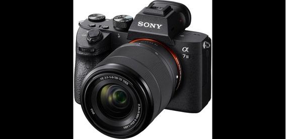 Sony Alfa A7 Kit 28-70 Nueva Garantia Of.sony Extendida
