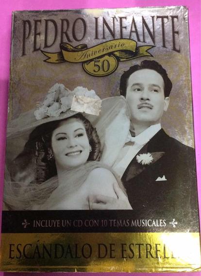 Pedro Infante 50 Años Dvd Original