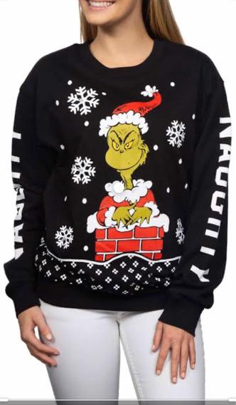 Sueter De Navidad The Grinch